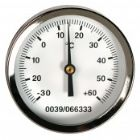Railway thermometers